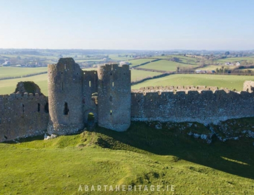 Amplify Archaeology Podcast – Episode 3 – Castles
