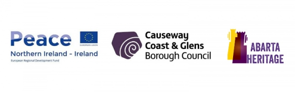 Causeway Coast and Glens Logo Peace IV