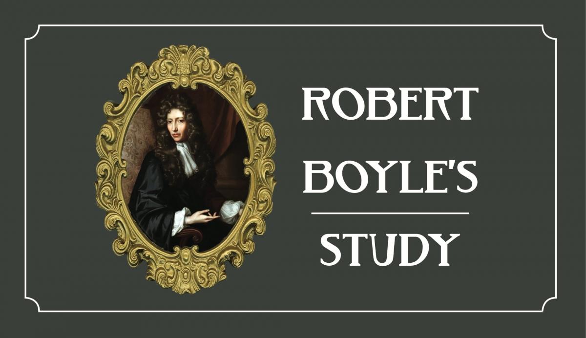 Robert Boyle Escape Room logo
