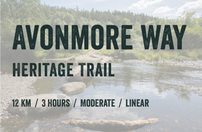 Avonmore Trail Brochure - Header