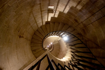 Camden Fort Meagher staircase
