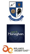 Castleblayney interpretative signage logos