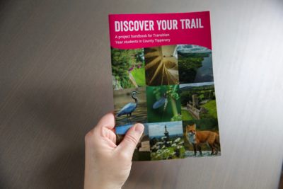 Discover your Trail brochure cover