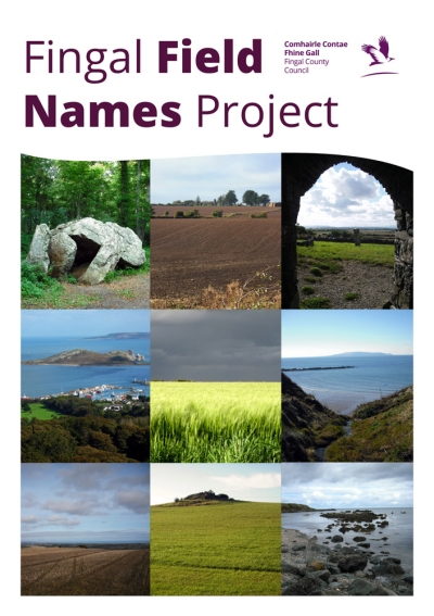 Fingal Field Names Education Resource - Cover Design
