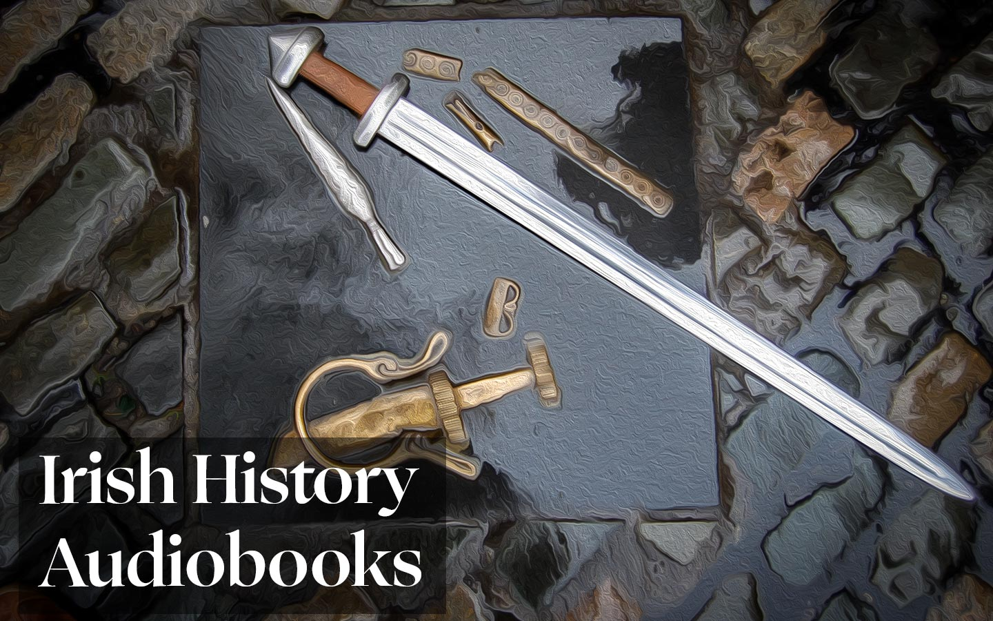 Free audiobooks on Irish History and Archaeology available to download from Abarta Heritage